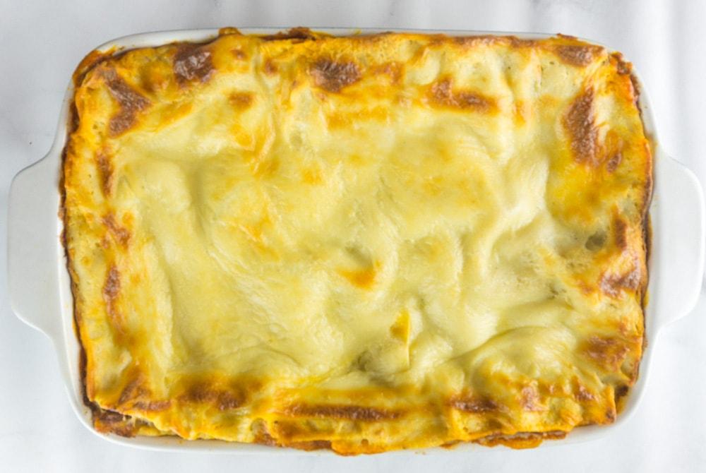 easy homemade no boil lasagna recipe