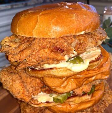 popeyes chicken sandwich recipe