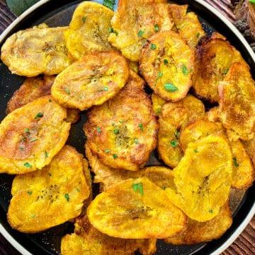 fried plantian recipe