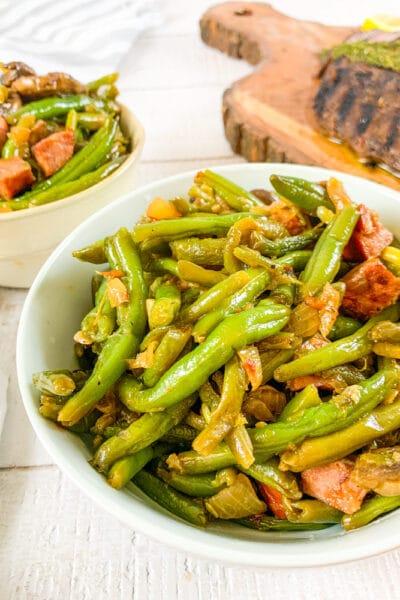 sautéed green beans recipe