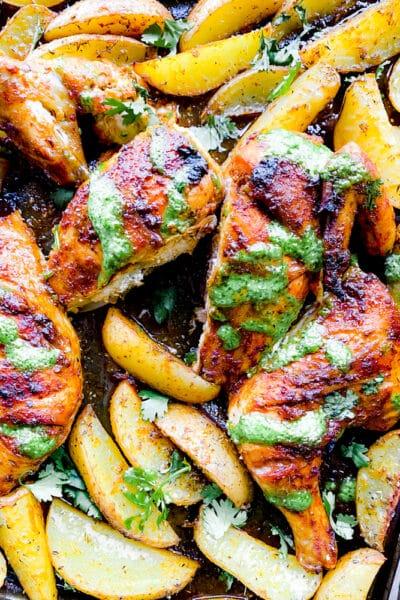 Peru chicken
